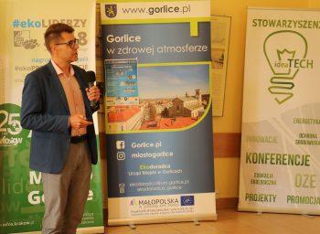 Audyty energetyczne, białe certyfikaty, efektywność energetyczna oraz dofinansowania instalacji OZE głównymi zagadnieniami warsztatów w Gorlicach