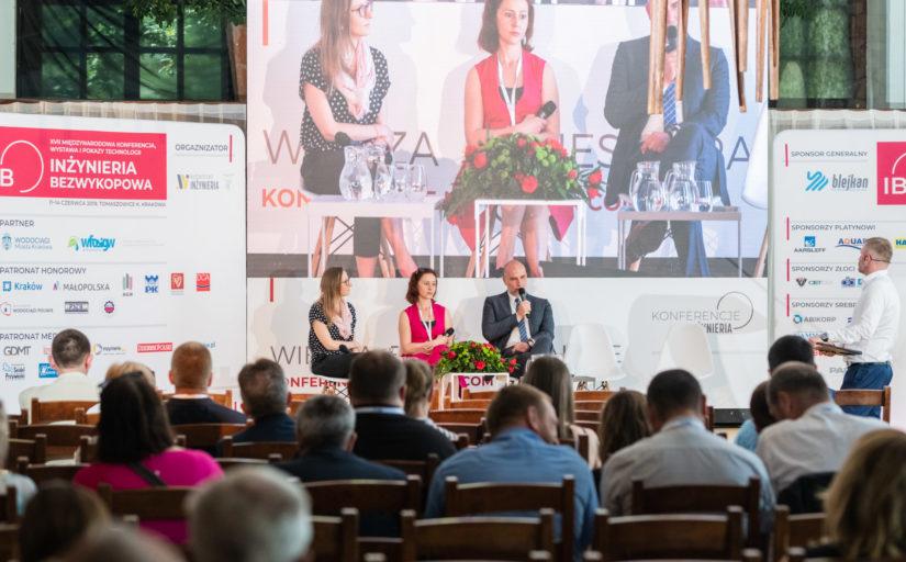 XVII Spotkanie branży bezwykopowej w trosce o środowisko w Tomaszowicach k. Krakowa