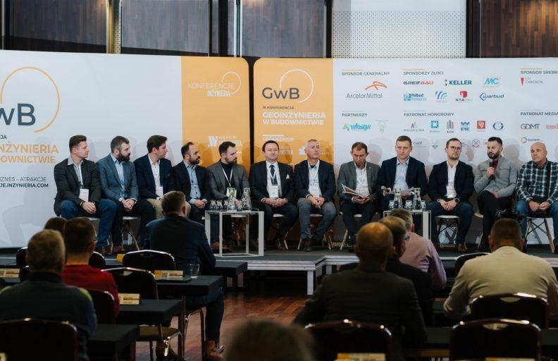Geotechnika i Geoinżynieria w budownictwie, a współczesne wyzwania ekologiczne – IX Konferencja Geoinżynieria w Budownictwie