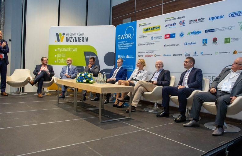IV Konferencja Gospodarowanie wodami opadowymi i roztopowymi, 4 – 6 września 2019 r. Zakopane