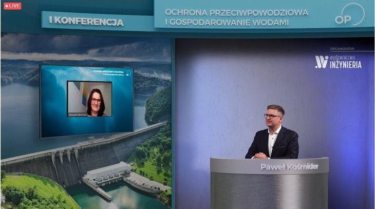 I Konferencja Ochrona Przeciwpowodziowa i Gospodarowanie Wodami: w trosce o środowisko i zrównoważone zarządzanie zasobami wodnymi