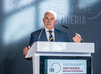 """XIX Międzynarodowa Konferencja """"INŻYNIERIA BEZWYKOPOWA"""" 2021"""
